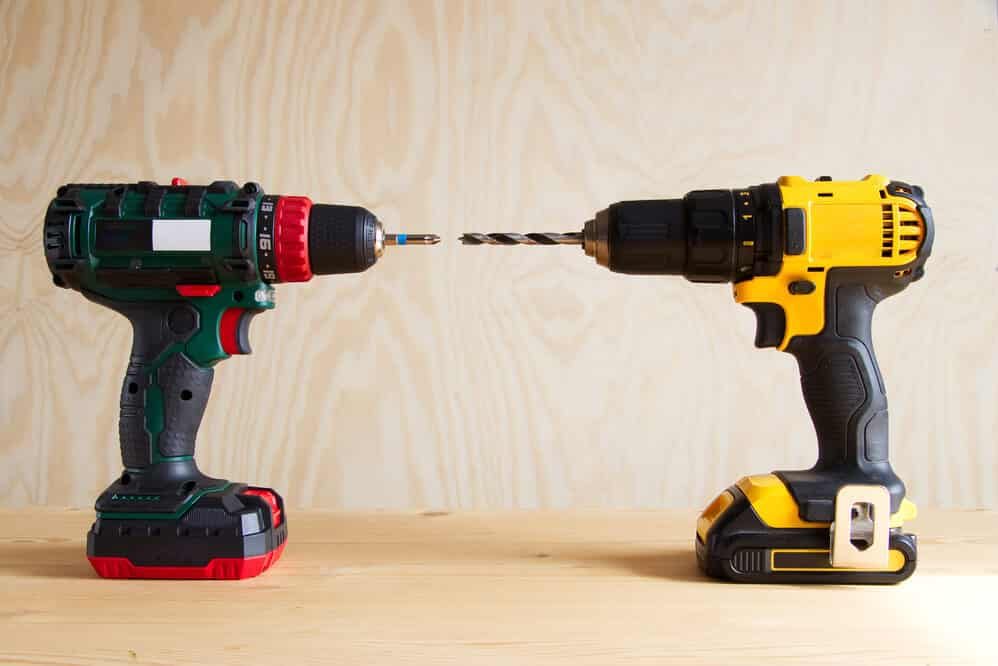 Can a Cordless Drill Be Used as a Screwdriver