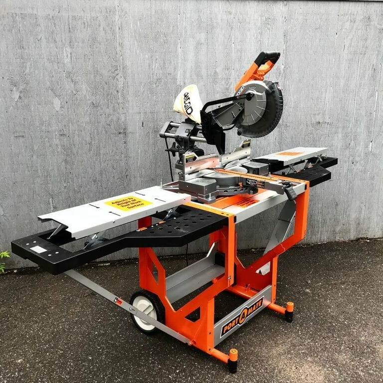 Best Miter Saw Stand Of 2021: Complete Review With Comparison