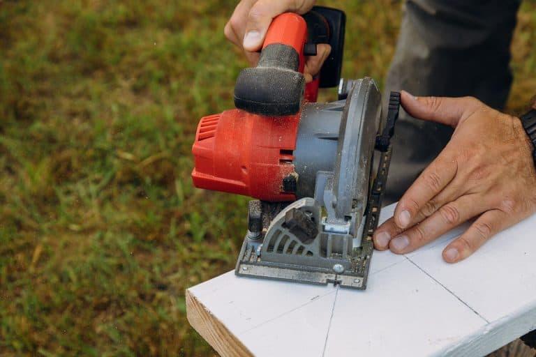 SKIL CR540602 20V 6-1/2 Inch Cordless Circular Saw Review