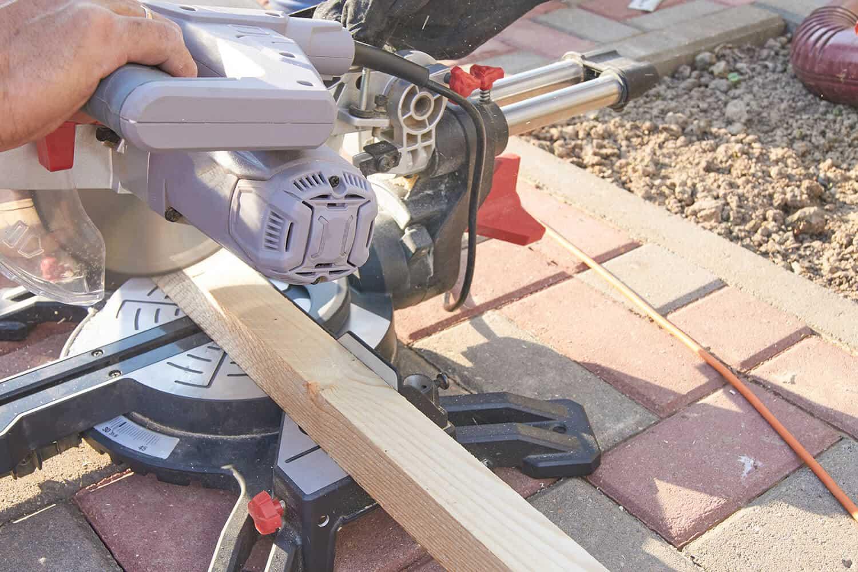 Cutting the 4x4