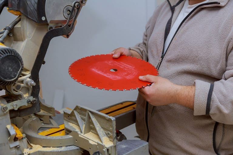 How to Change a Miter Saw Blade