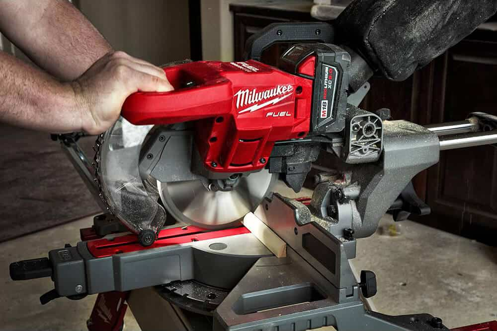 The Dual or Double Bevel Miter Saw