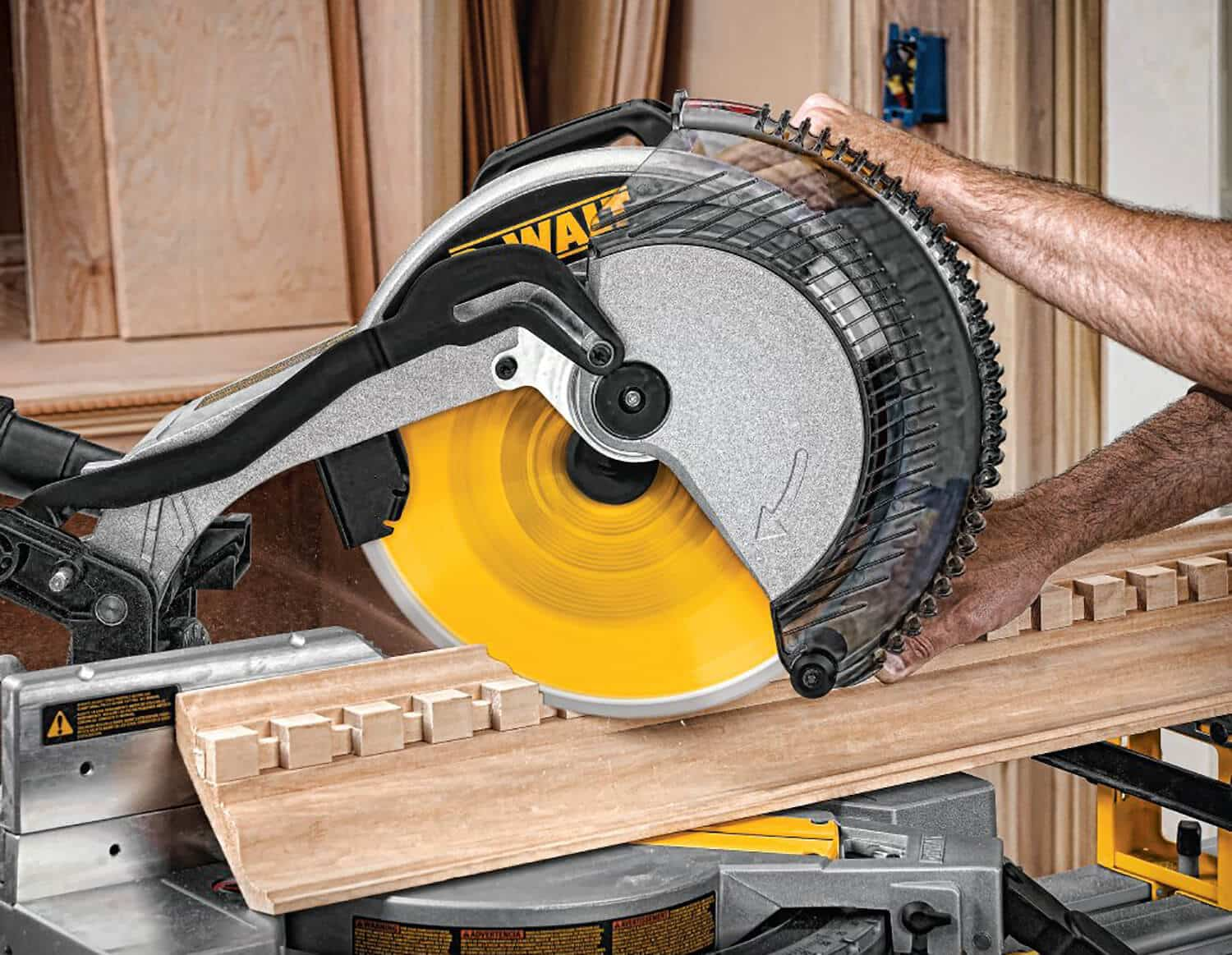 What Is A Dual Bevel Miter Saw - The Normal Miter Saw