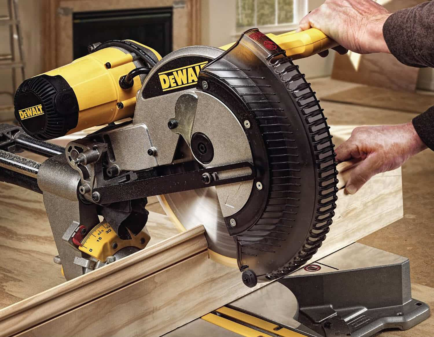 What Is The Difference Between A Compound And Sliding Miter Saw - The Sliding Miter Saw
