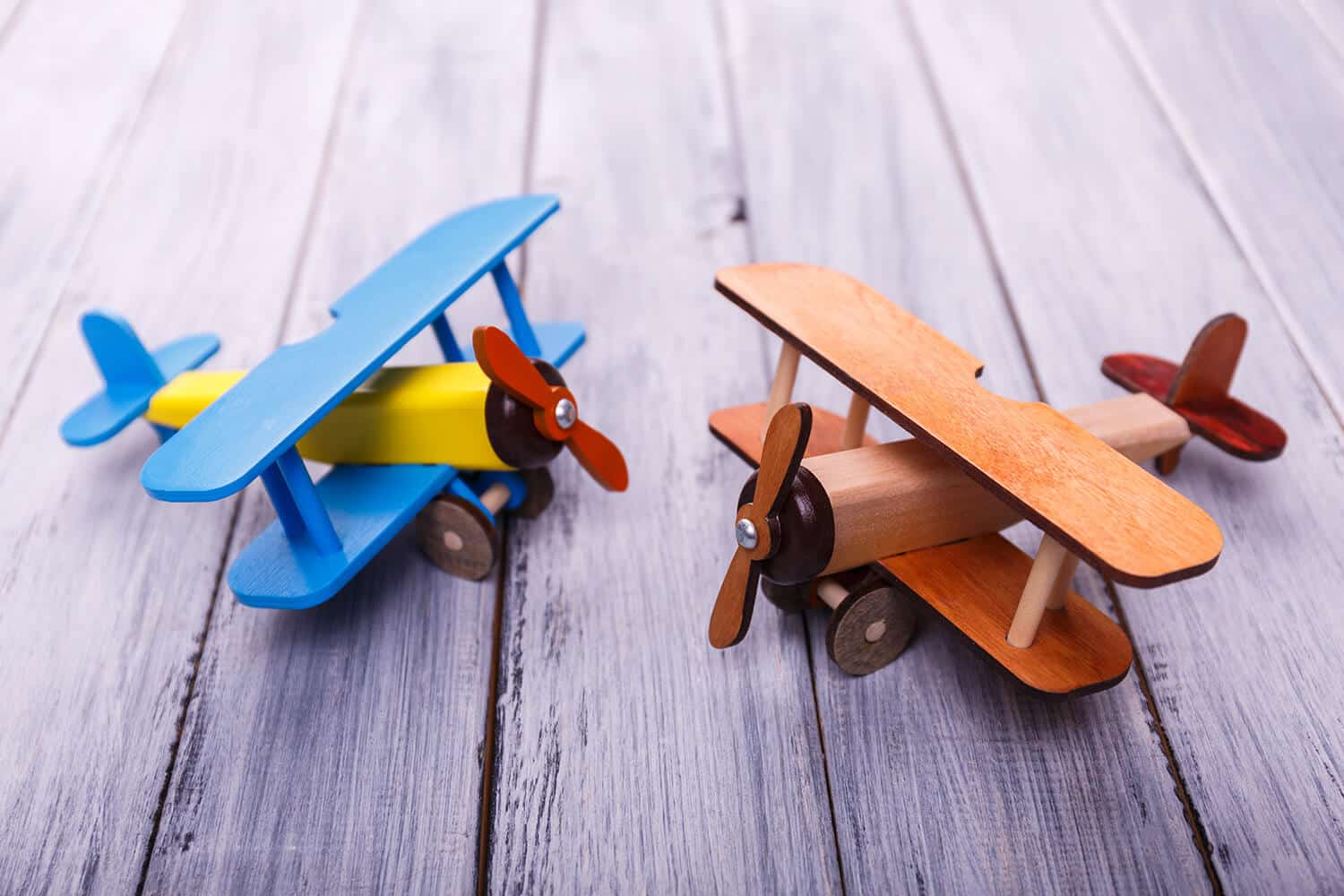 Building and selling wooden toys online