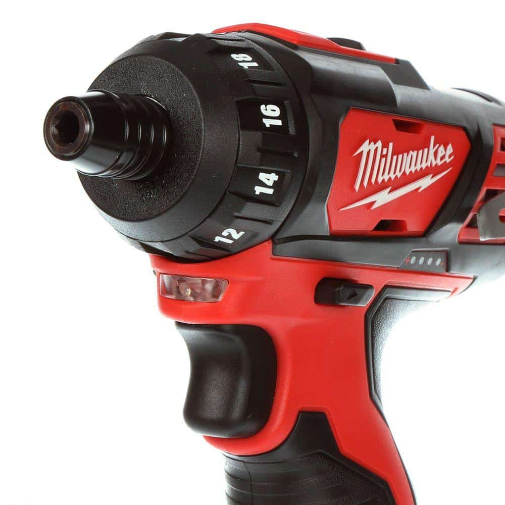 Milwaukee 2406-22 M12 14 2 Speed Driver Kit Review