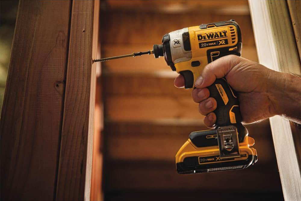 The DeWalt DCF8878B is a 20V max brushless impact driver product highlights