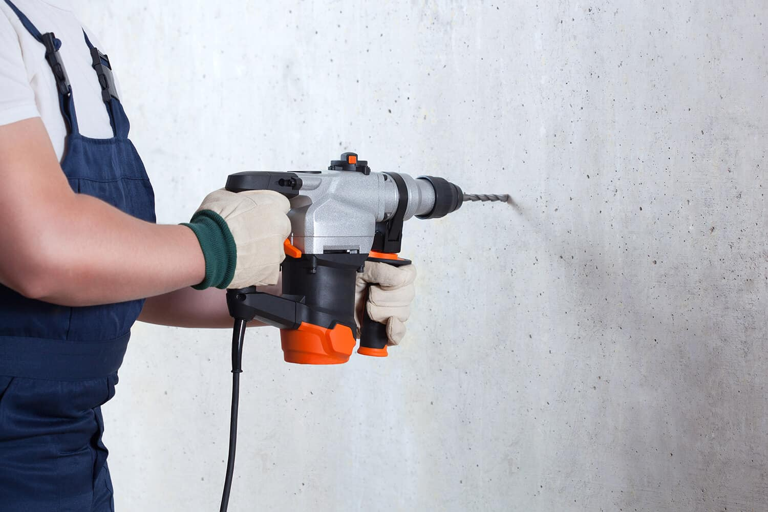 What's the Difference Between a Rotary Hammer vs Hammer Drill