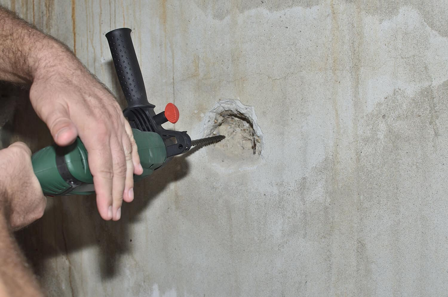 When you need to drill