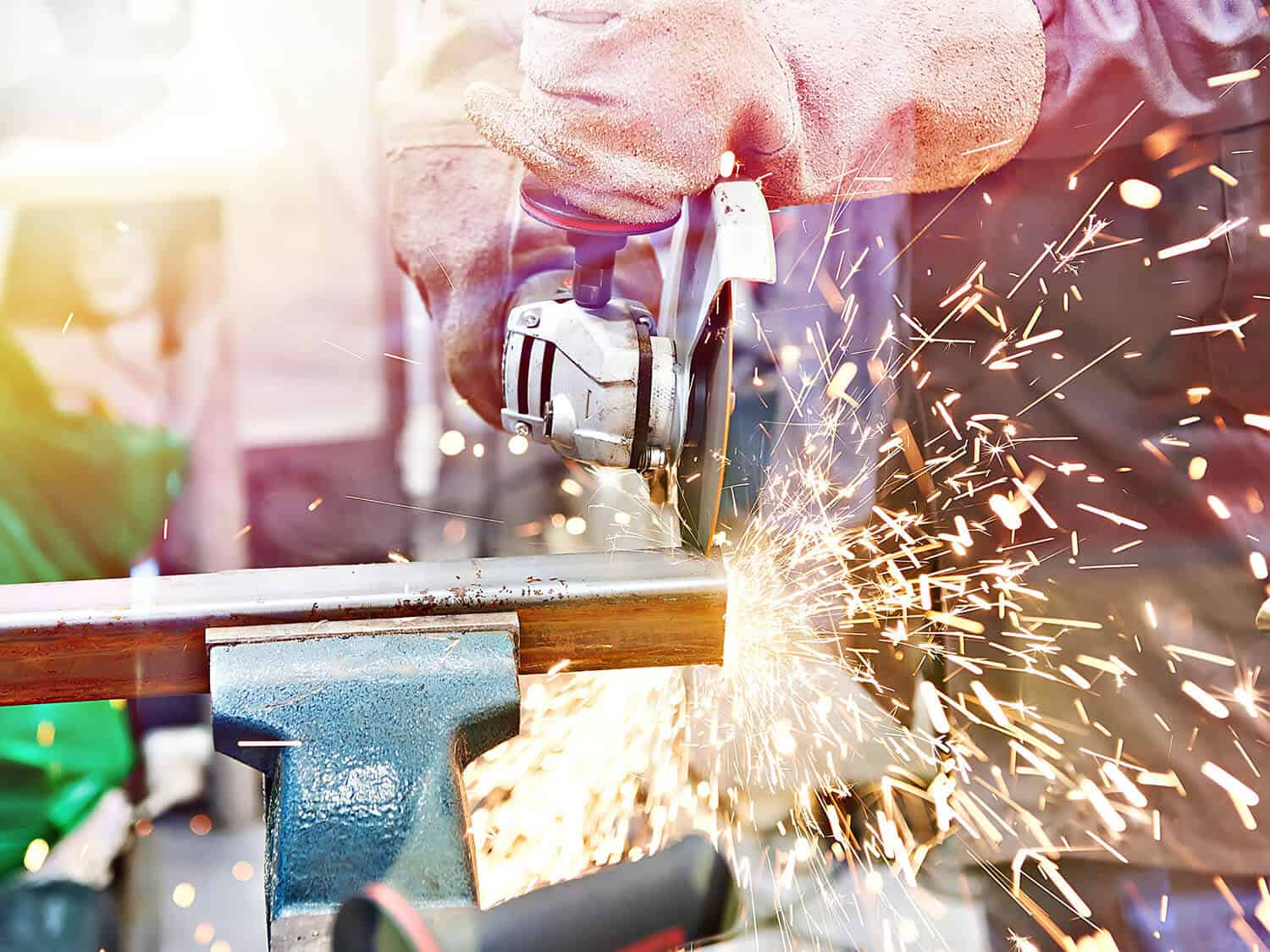 How to Cut Metal With an Angle Grinder
