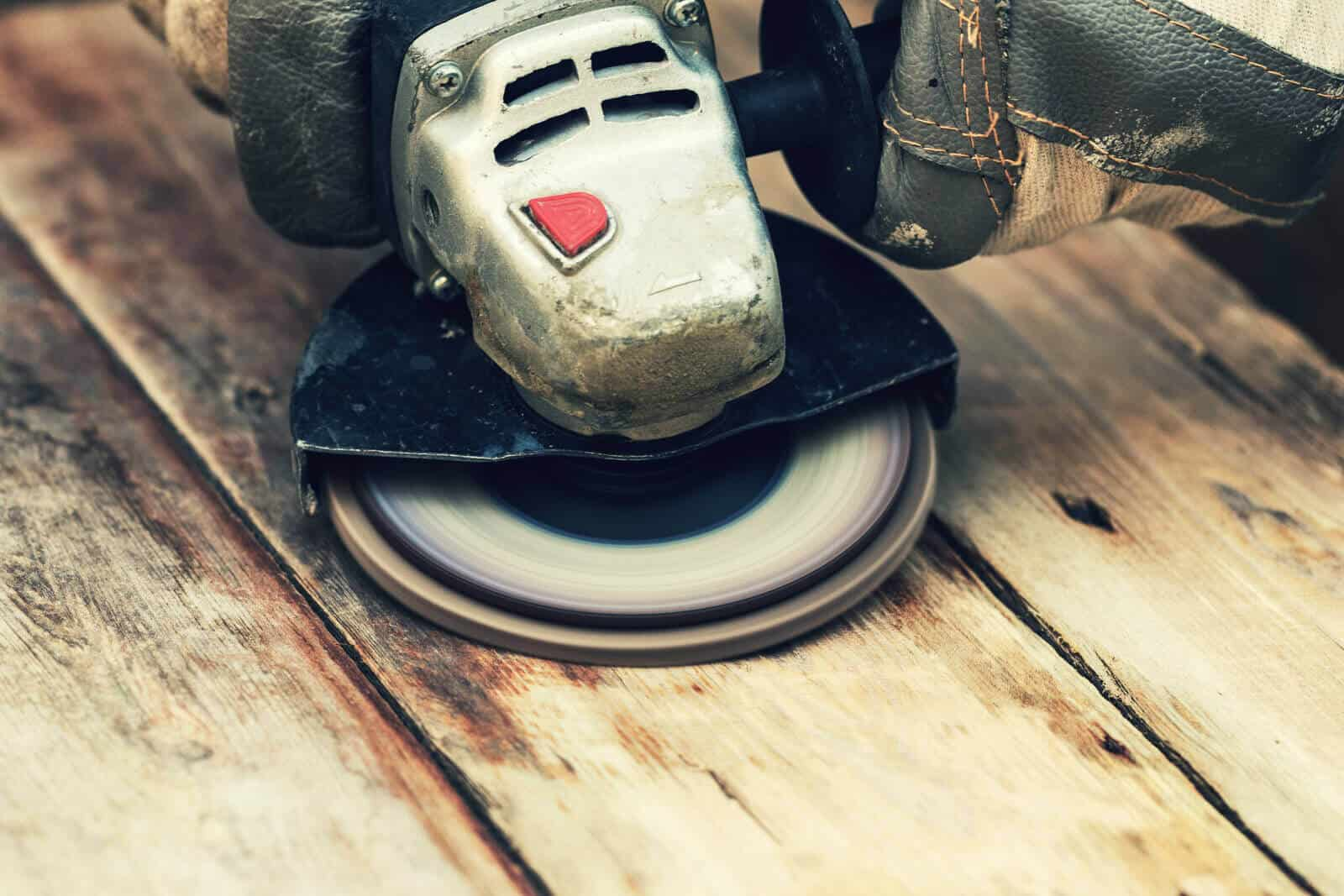 Can You Use an Angle Grinder as a Sander