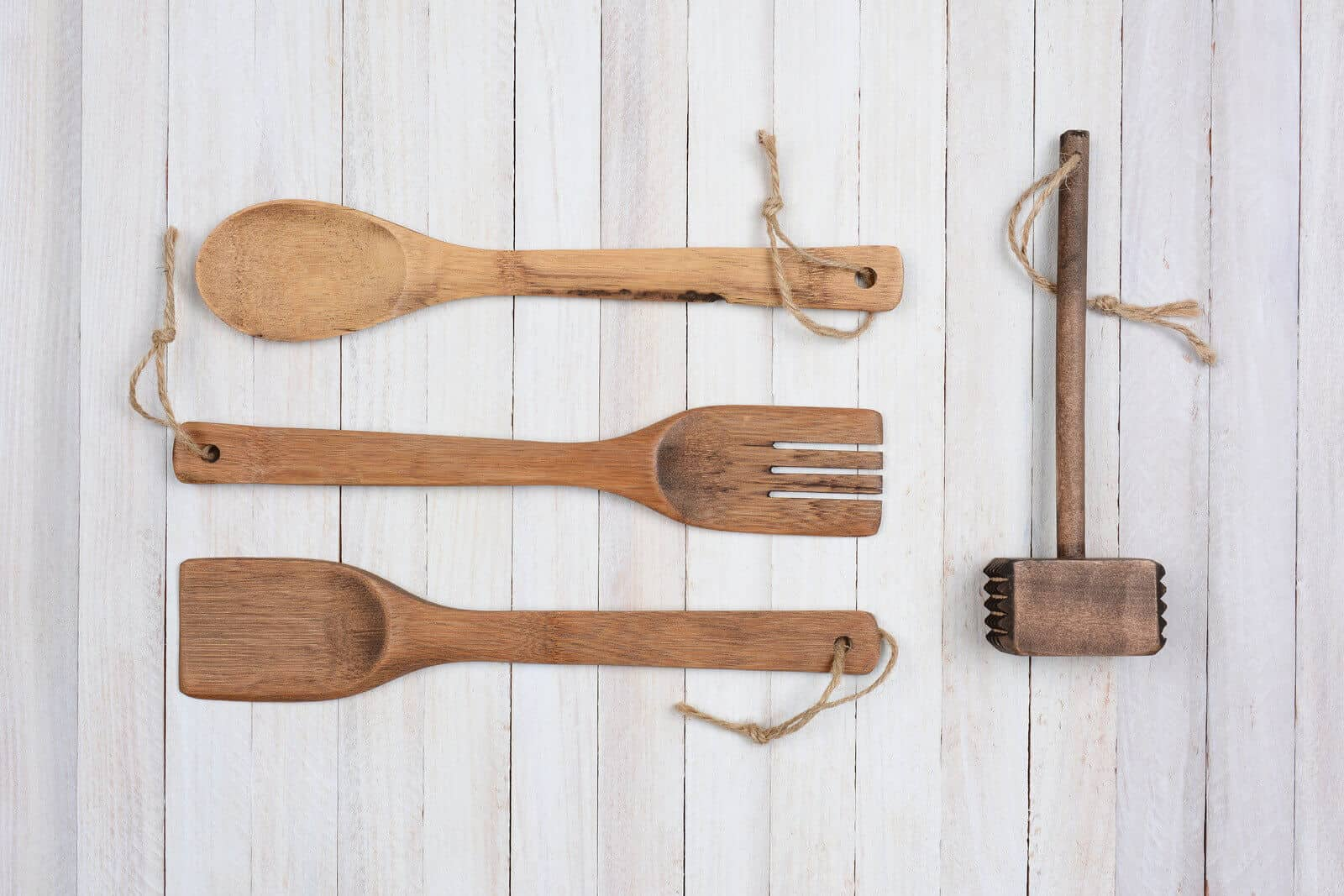 Making your own wooden utensils