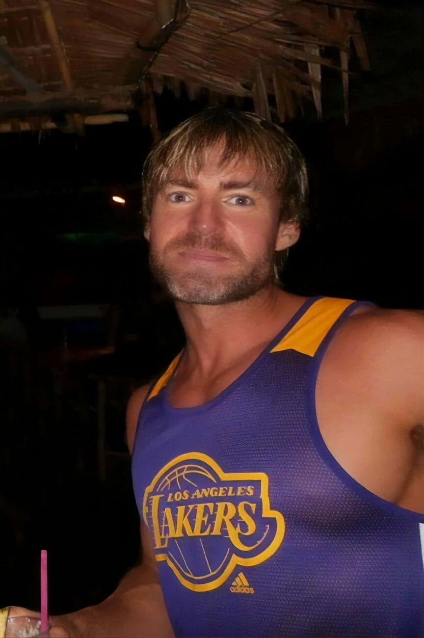 Michael McDonnell Bio Pic