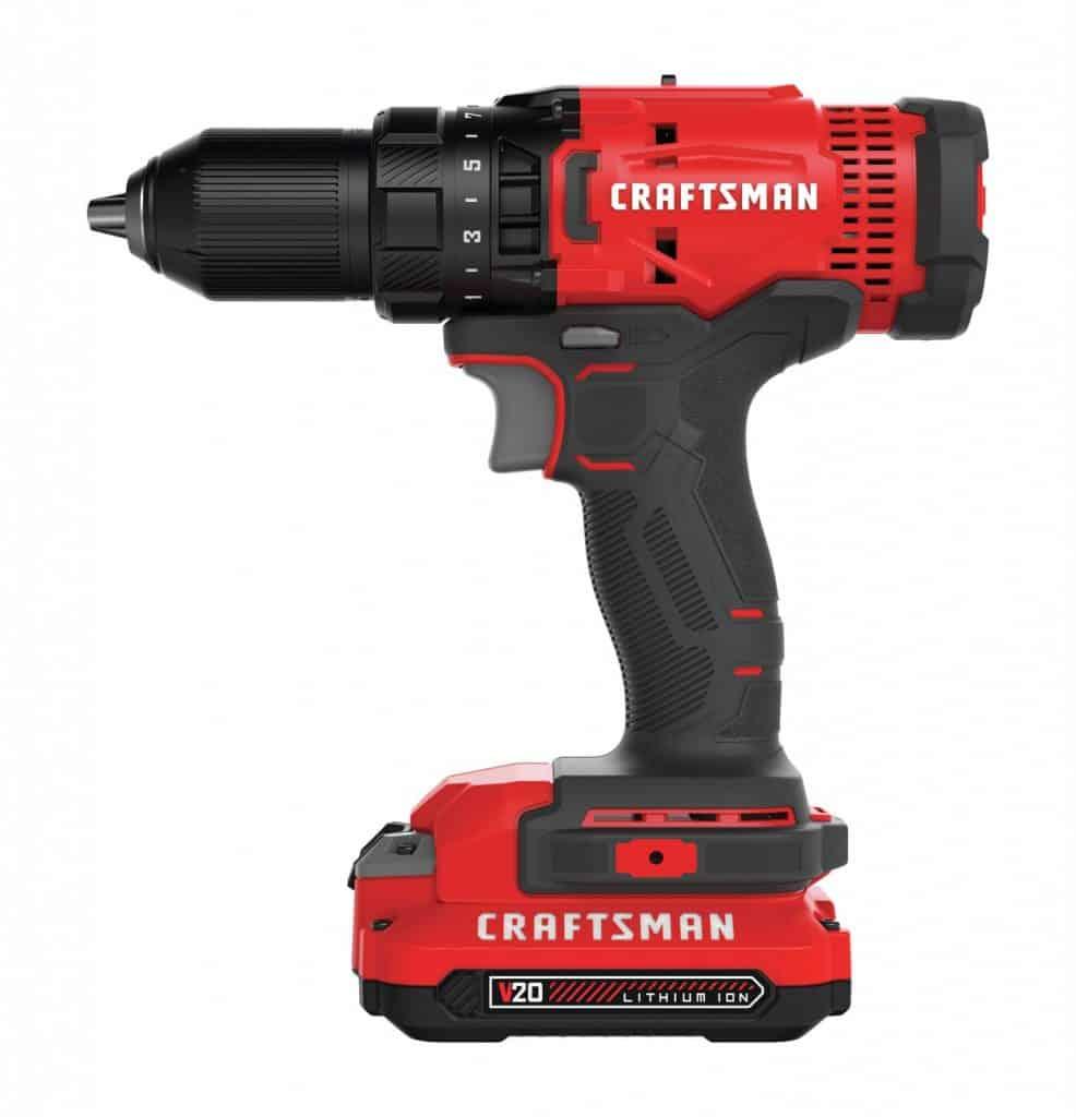 CRAFTSMAN CMCD700C1 V20 Cordless Drill Driver