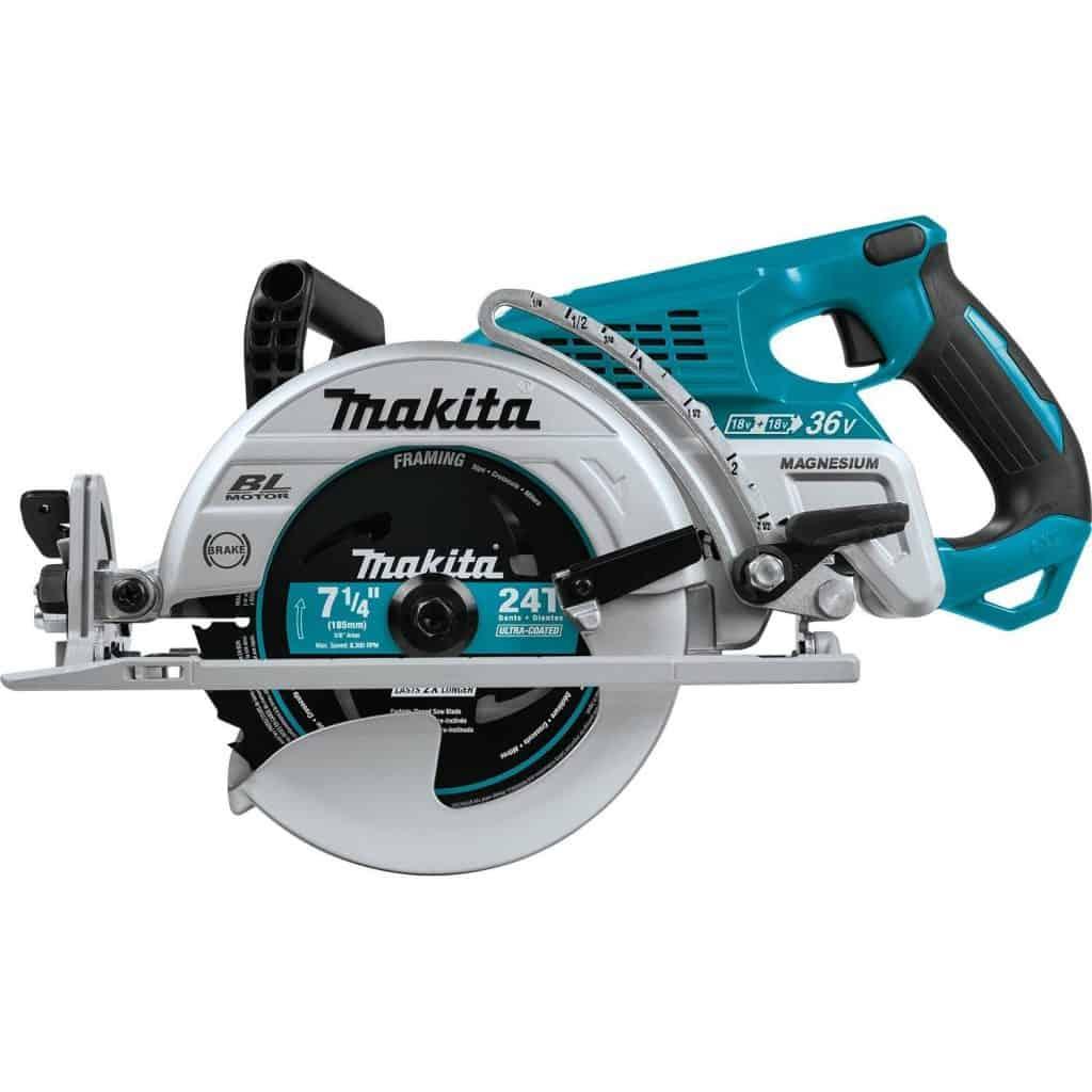 Makita XSR01PT 7-1/4 Cordless Circular Saw