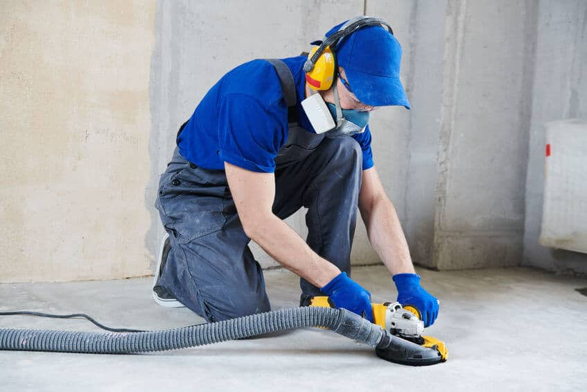 Can I Use an Angle Grinder on Concrete