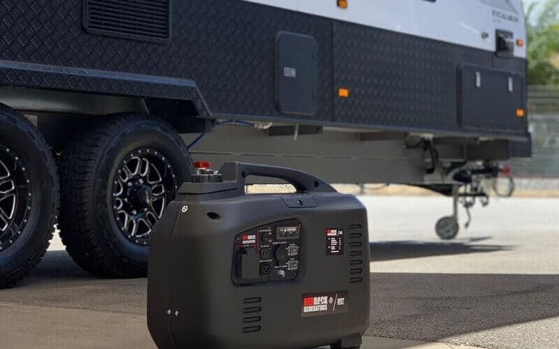 Choosing a Generator for Your Travel Trailer