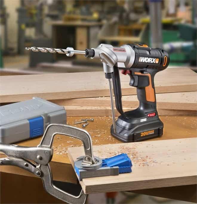 WORX WX101L 20V 12 Inch Drill Driver
