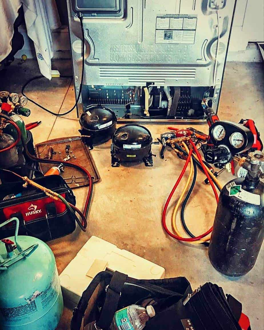 How Do You Know if Your Refrigerator Compressor is Bad