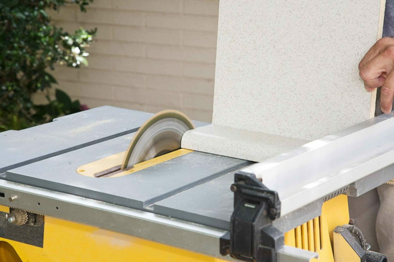 How to Square a Board with a Table Saw