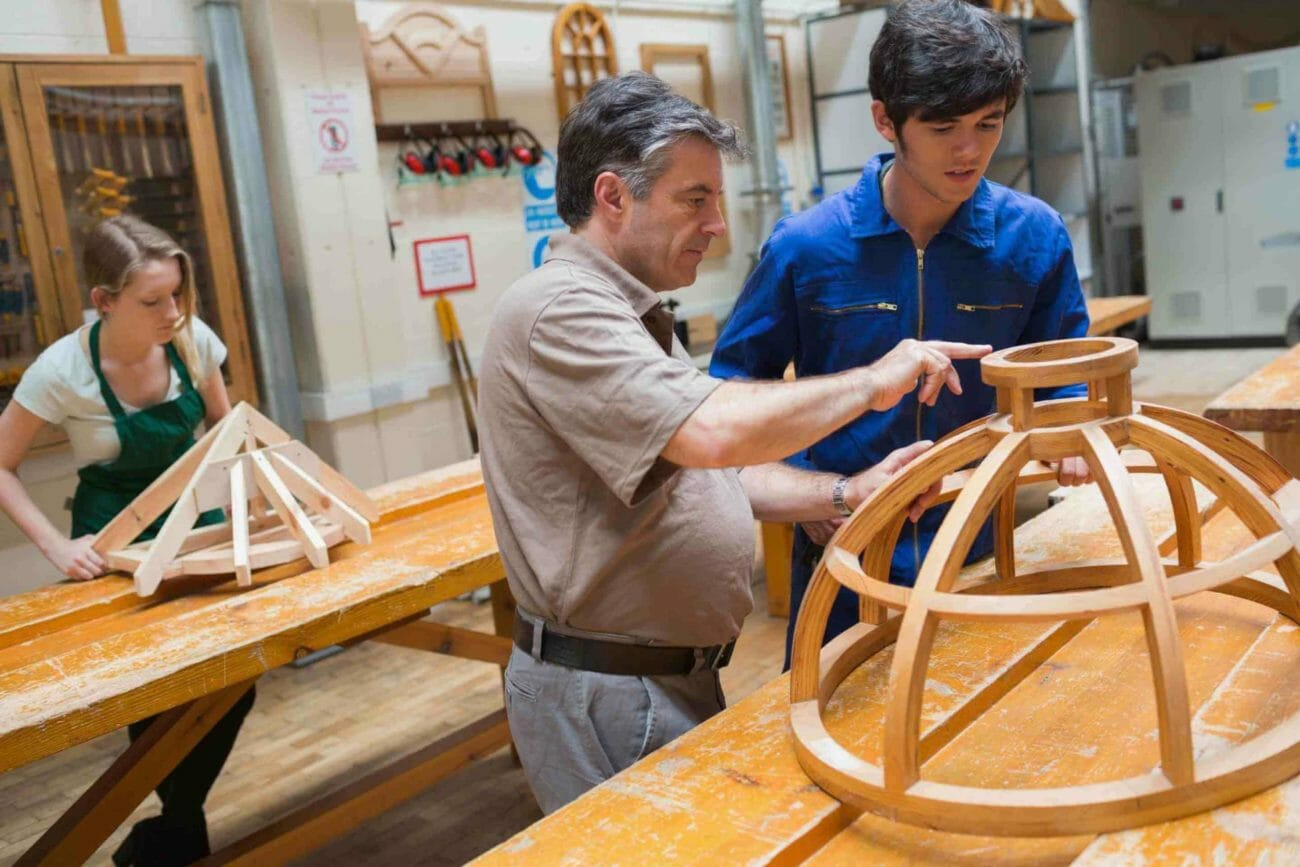 Take Some Local Woodworking Classes