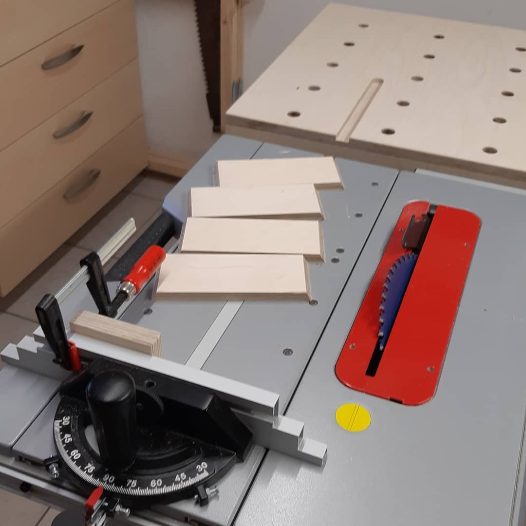 Changing the Angle of the Blade on a Table Saw