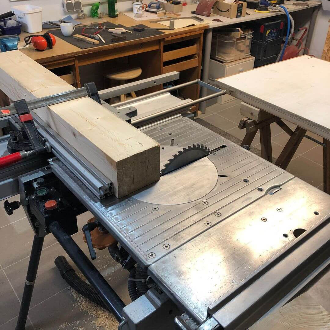 Table Saw vs Bandsaw What Material Can Either Saw Cut