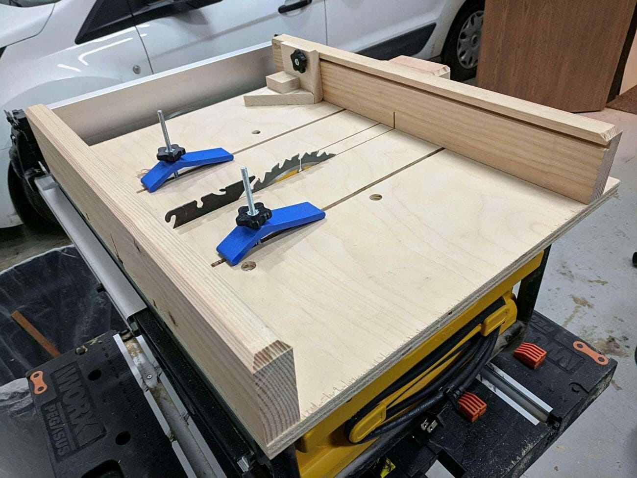 What Is A Table Saw Sled