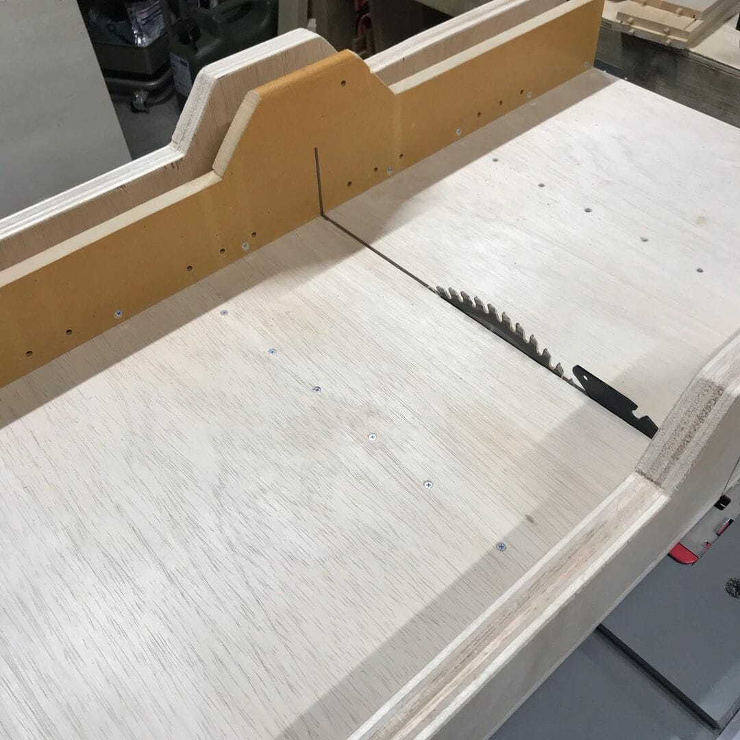 What Is A Table Saw Sled Used For