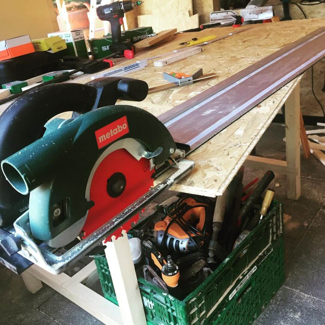 What is a Track Saw Used For