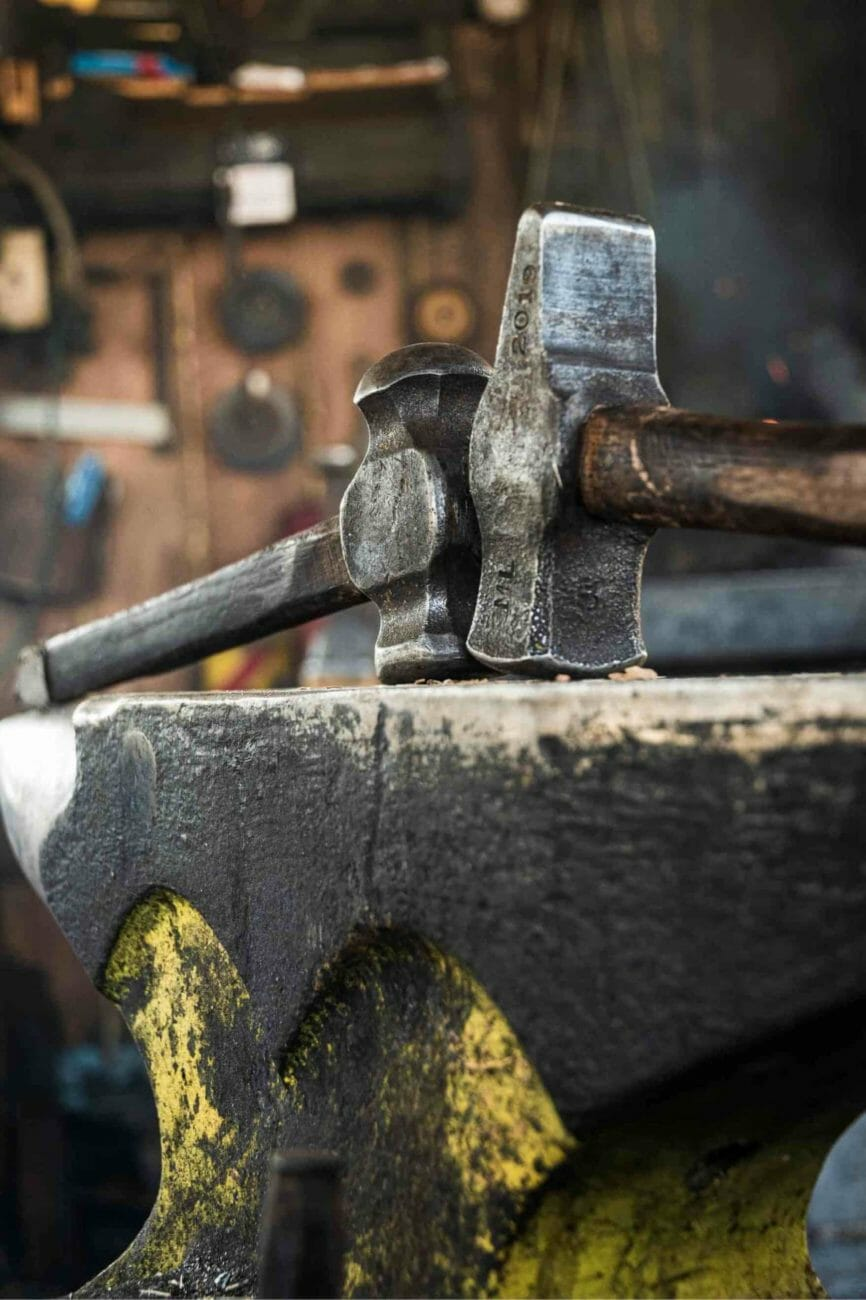 25 Different Types of Hammers