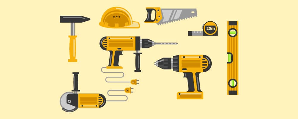 6.What Do You Need - Essential Hand And Power Tools