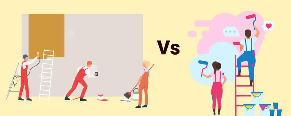8.Decide If It's A Professional Job Vs DIY Project