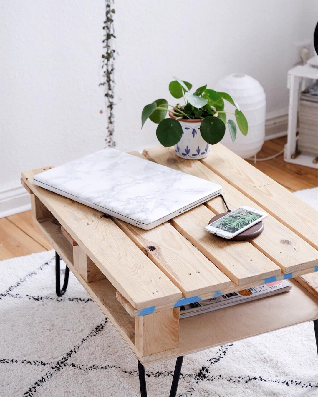 A Coffee Table for the Woodworking Beginner