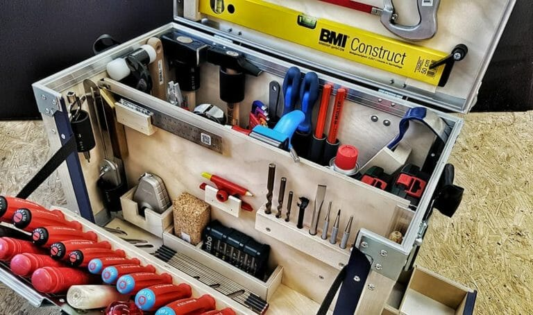 How to Organize a Tool Chest to Skyrocket Your Productivity