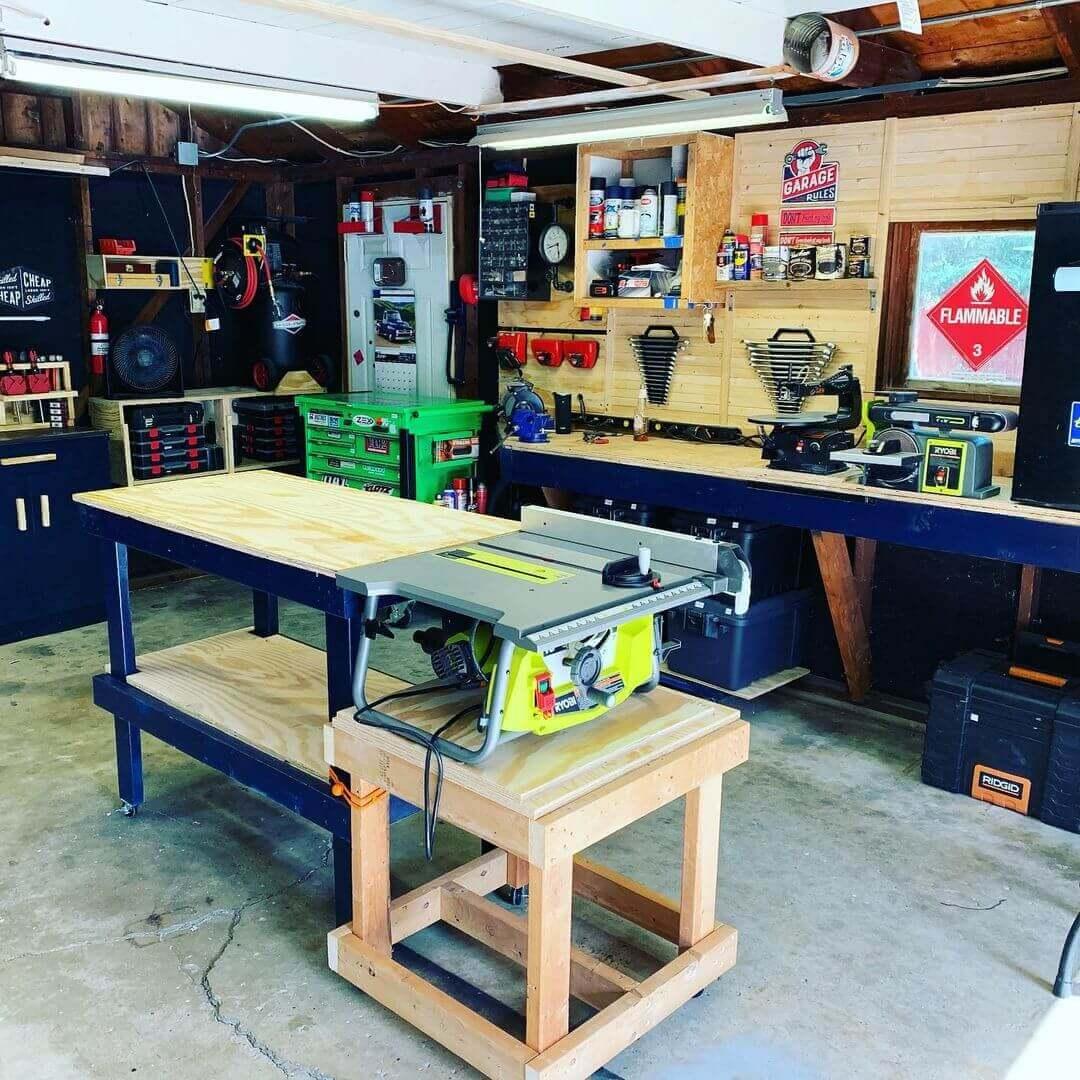 Tool Upkeep and Maintenance