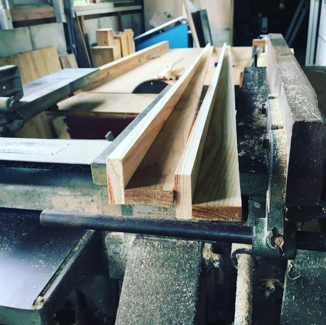 Use a Table Saw