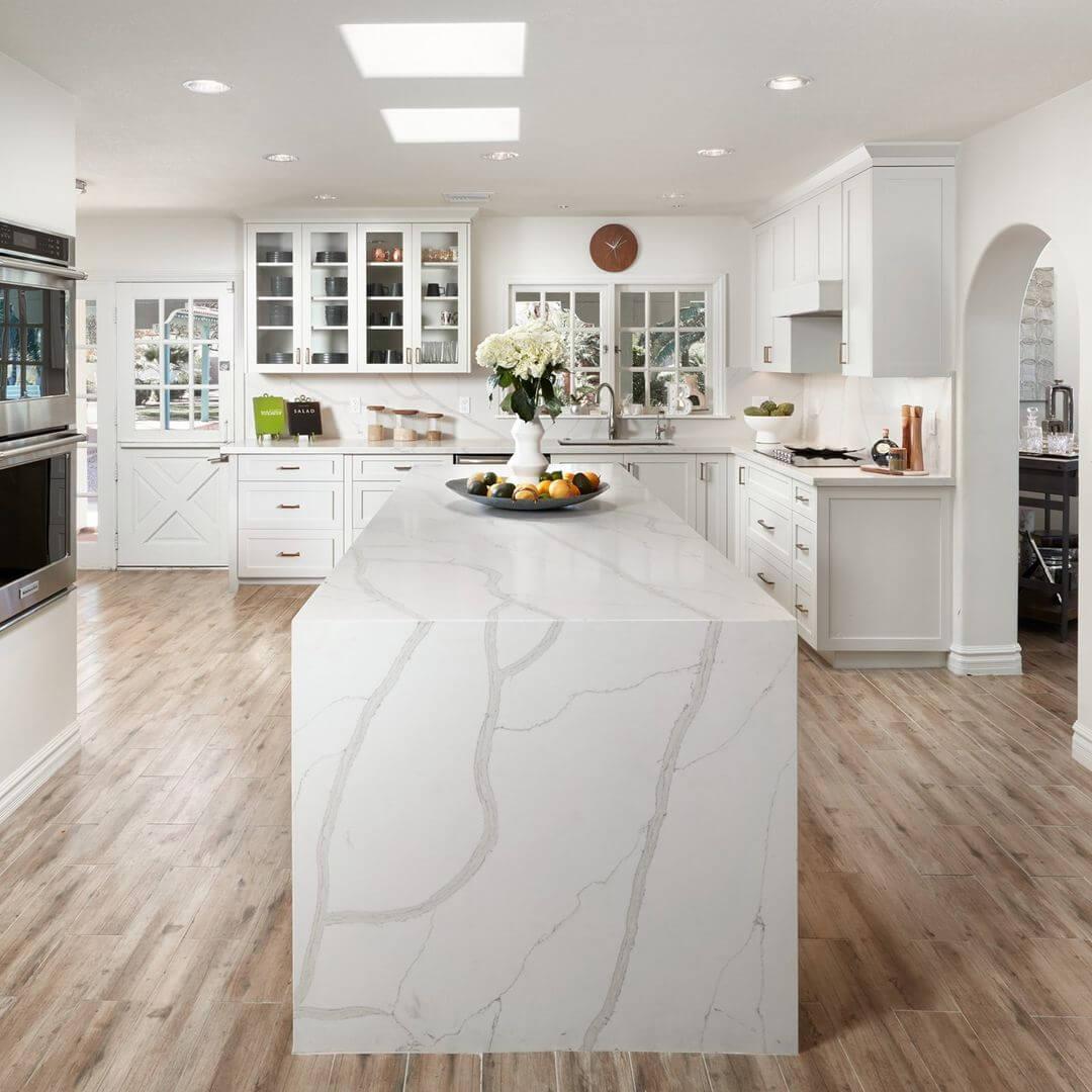 Quartz vs Granite for Countertops