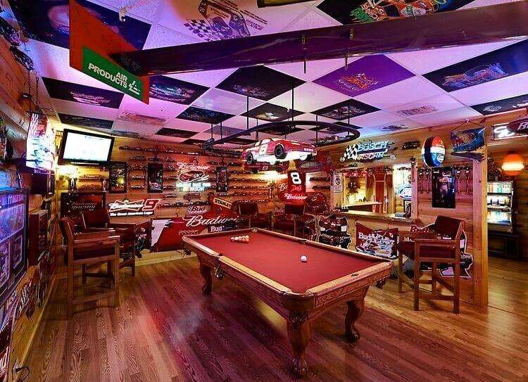 Budweiser Backyard Bar