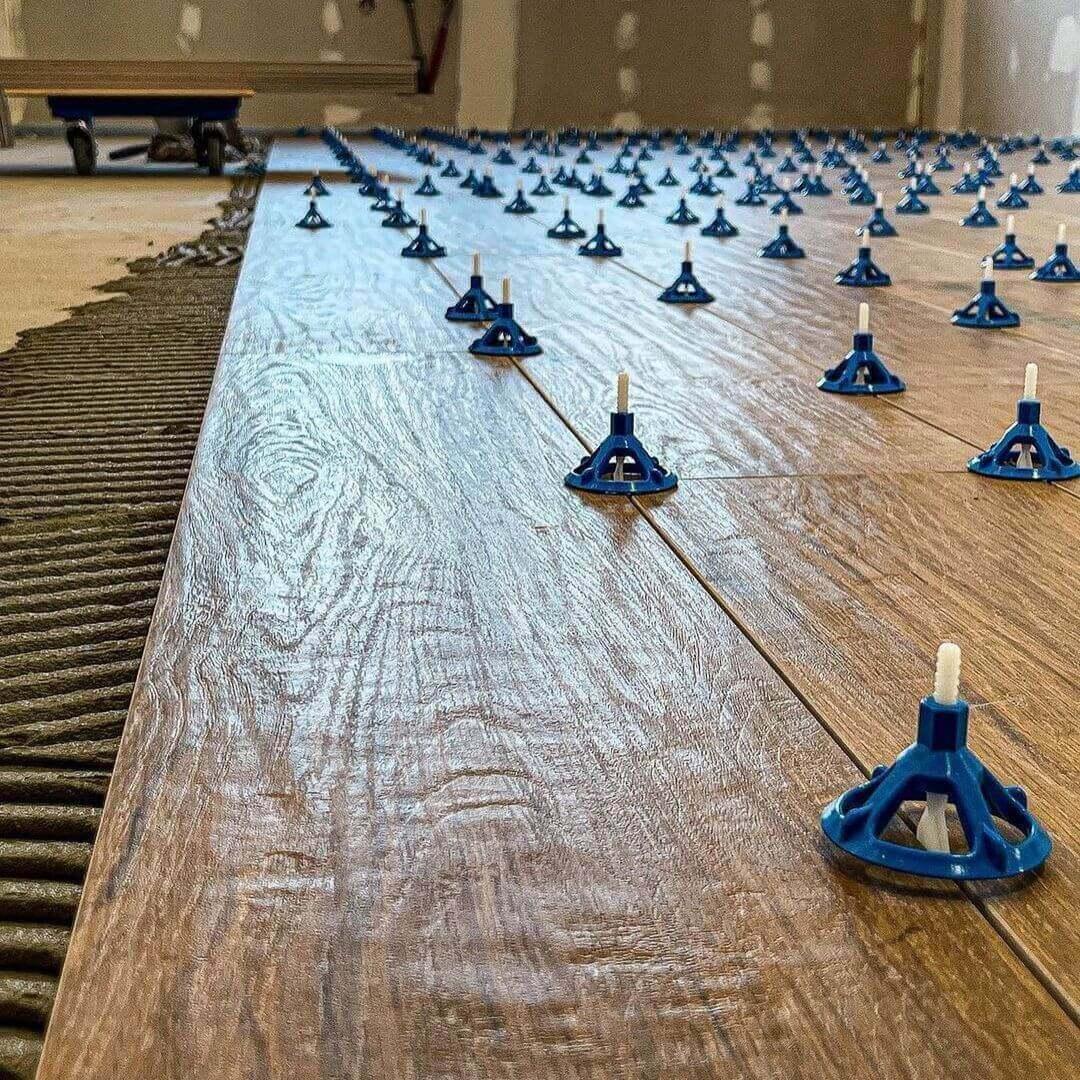 Ceramic Tile Flooring Installation