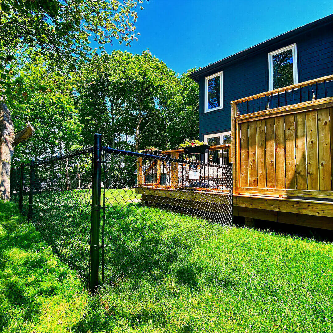 Chainlink Privacy Fence
