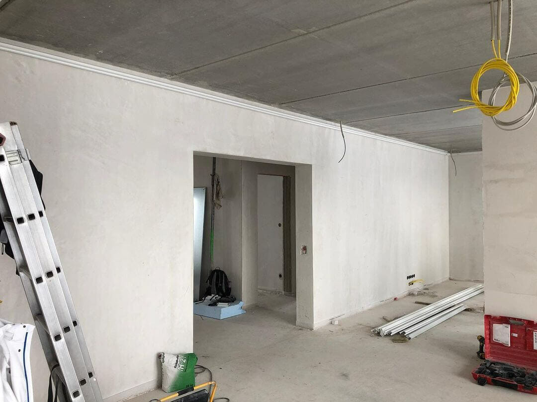 Drywall Basement and Ceiling