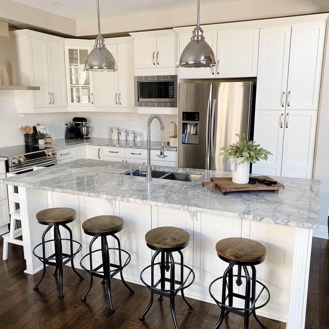 Granite Countertop Pros & Cons
