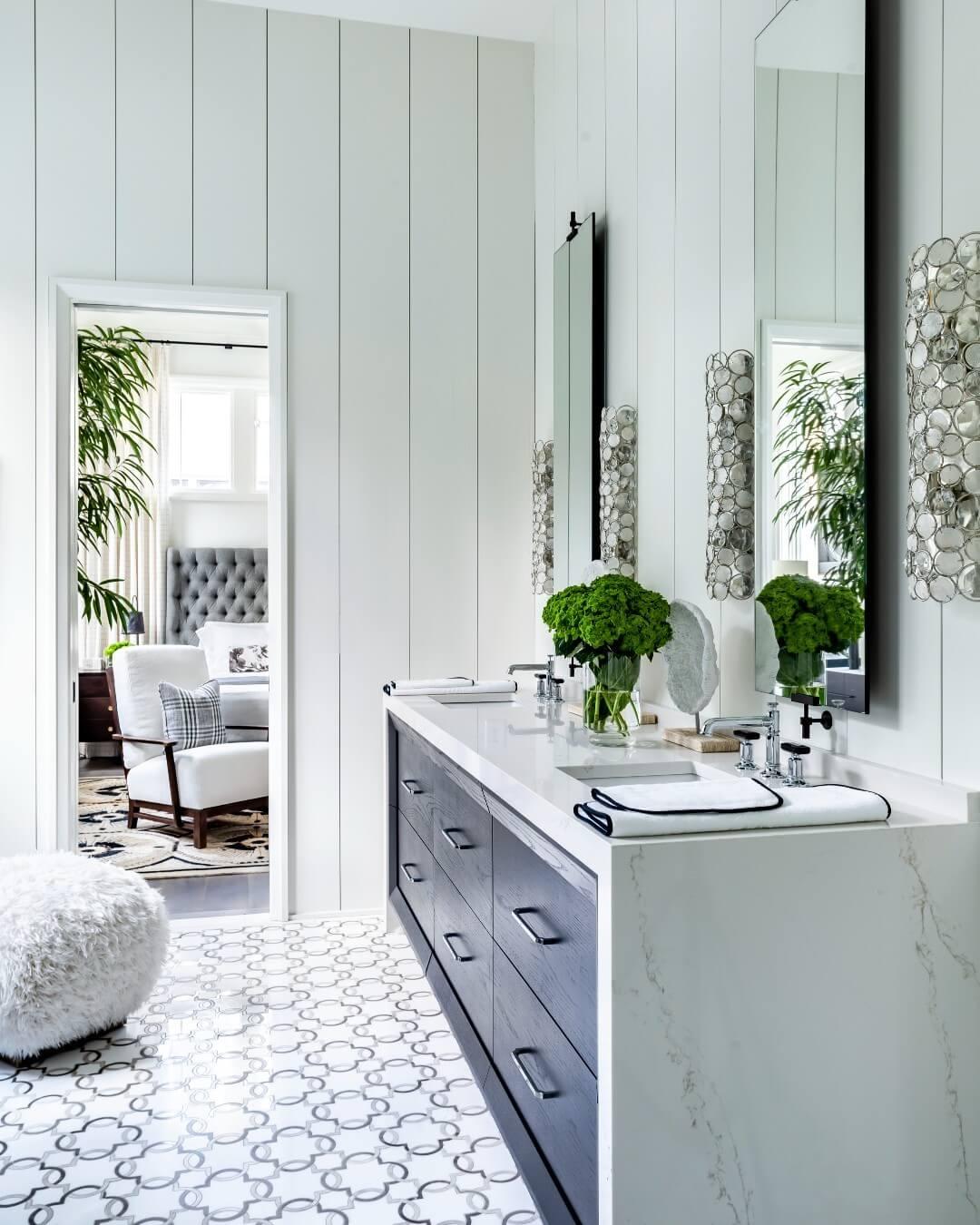 Granite vs Quartz for Bathroom Countertops