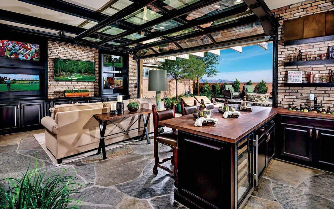 Luxury Bar Shed