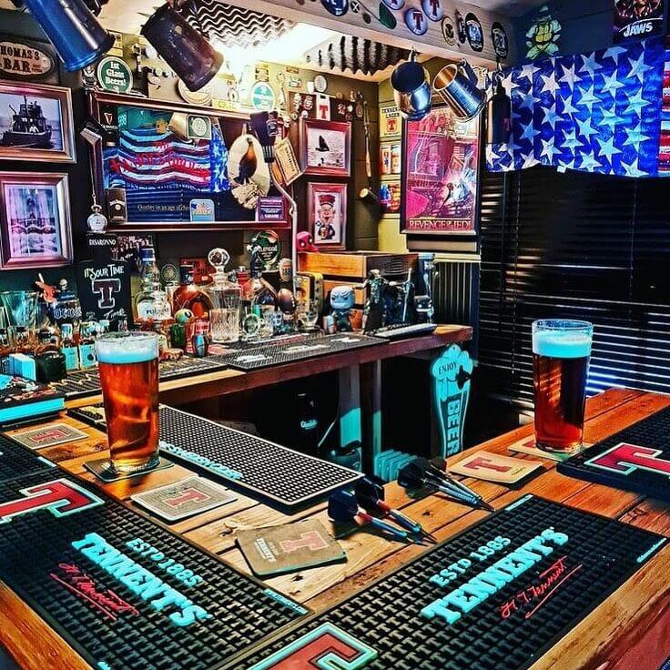 Patriot Pub Shed