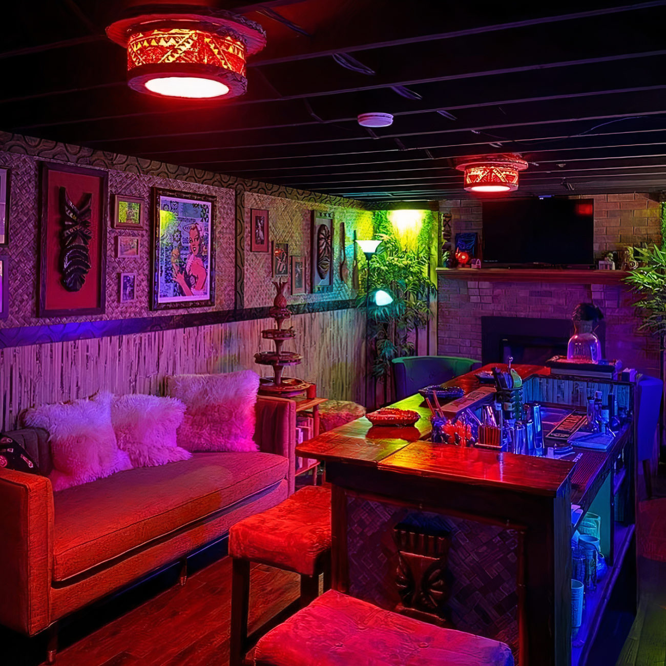 Stogies Pub Shed