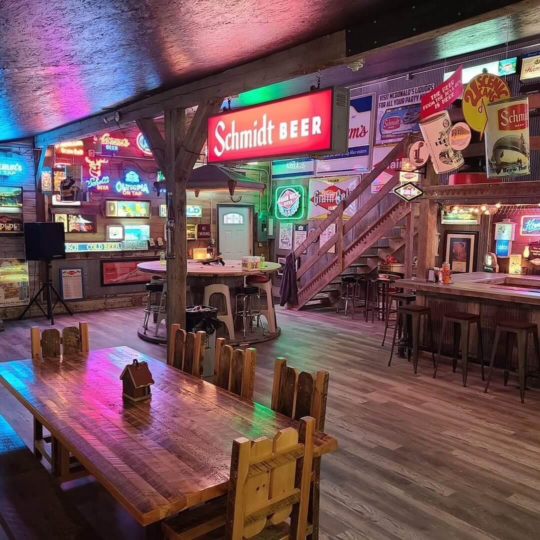 Why a Basement Bar