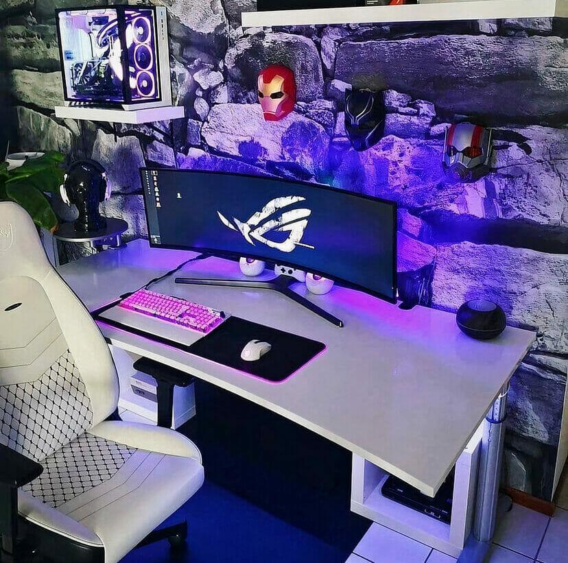 Basement Gaming Room