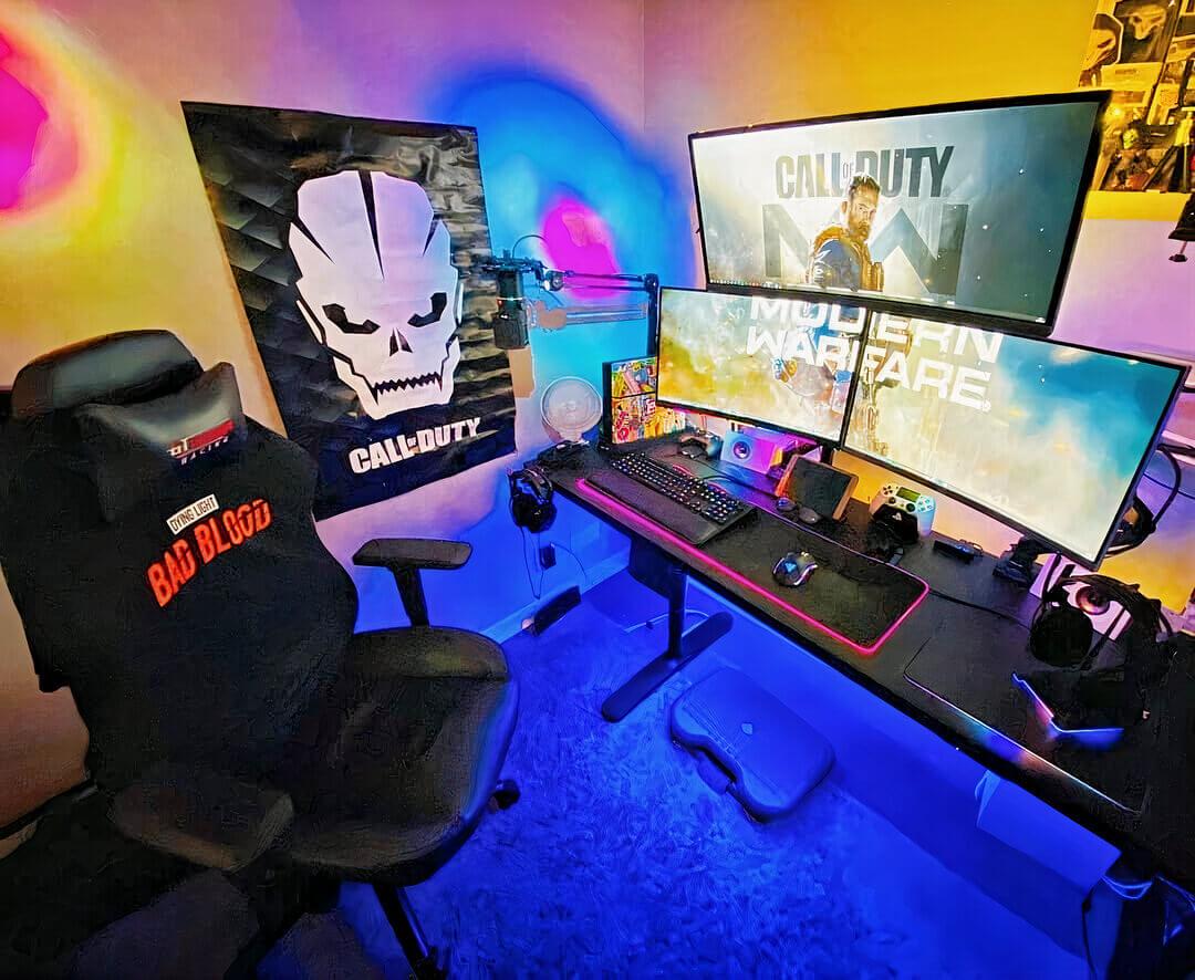 Shooter's Paradise Setup